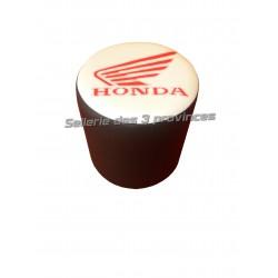 Pouf Honda noir
