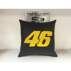 Coussin Valentino Rossi 46 + prénom