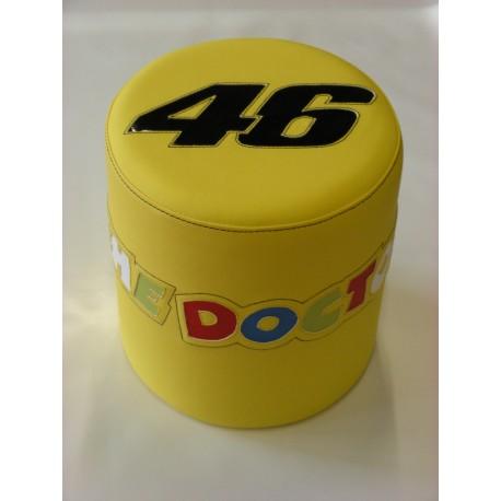 Valentino Rossi 46 jaune