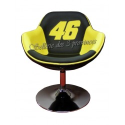 Valentino Rossi 46 liseré jaune